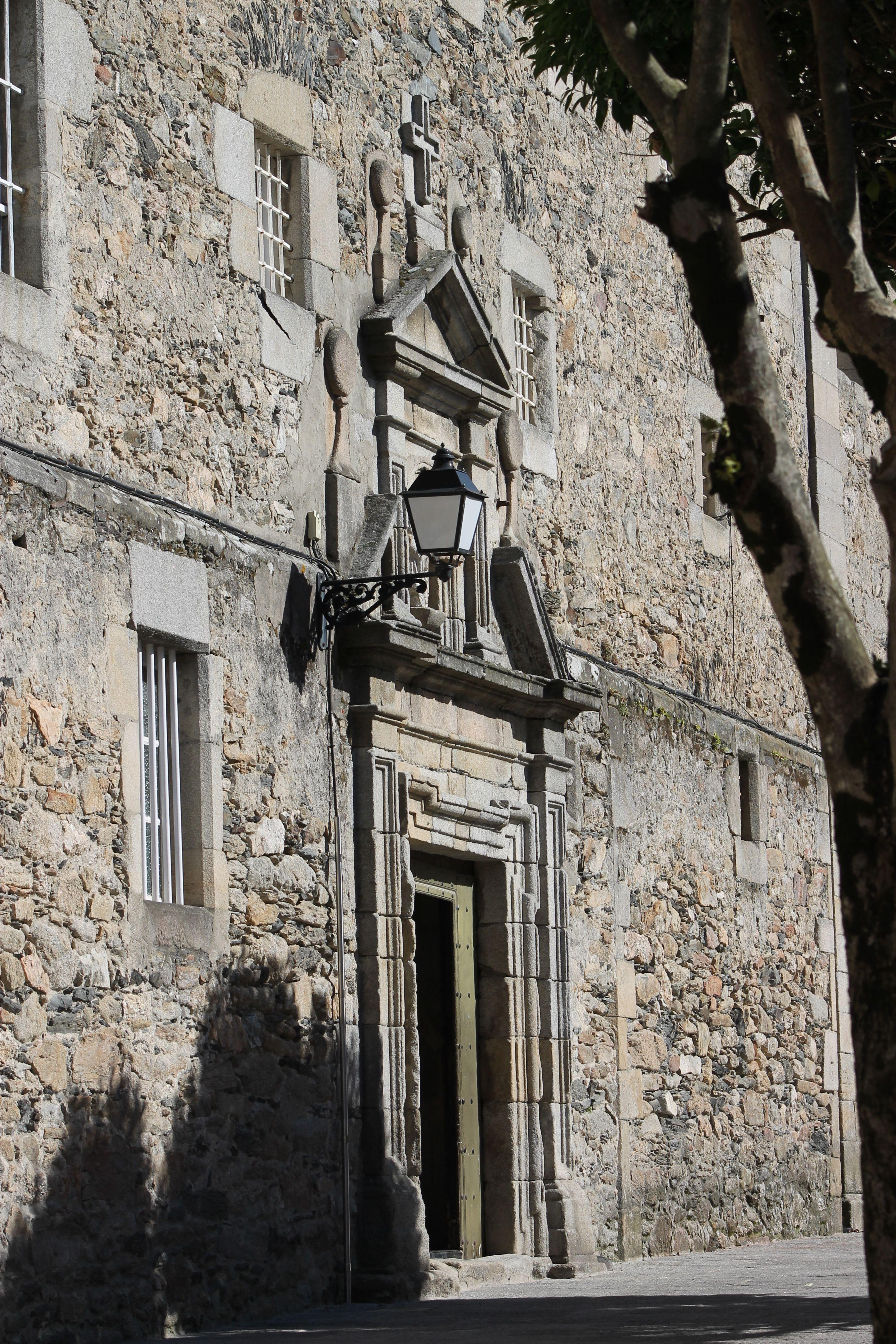 Fachada convento de las concepcionistas viveiro lugo - Fotos de viveiro lugo ...