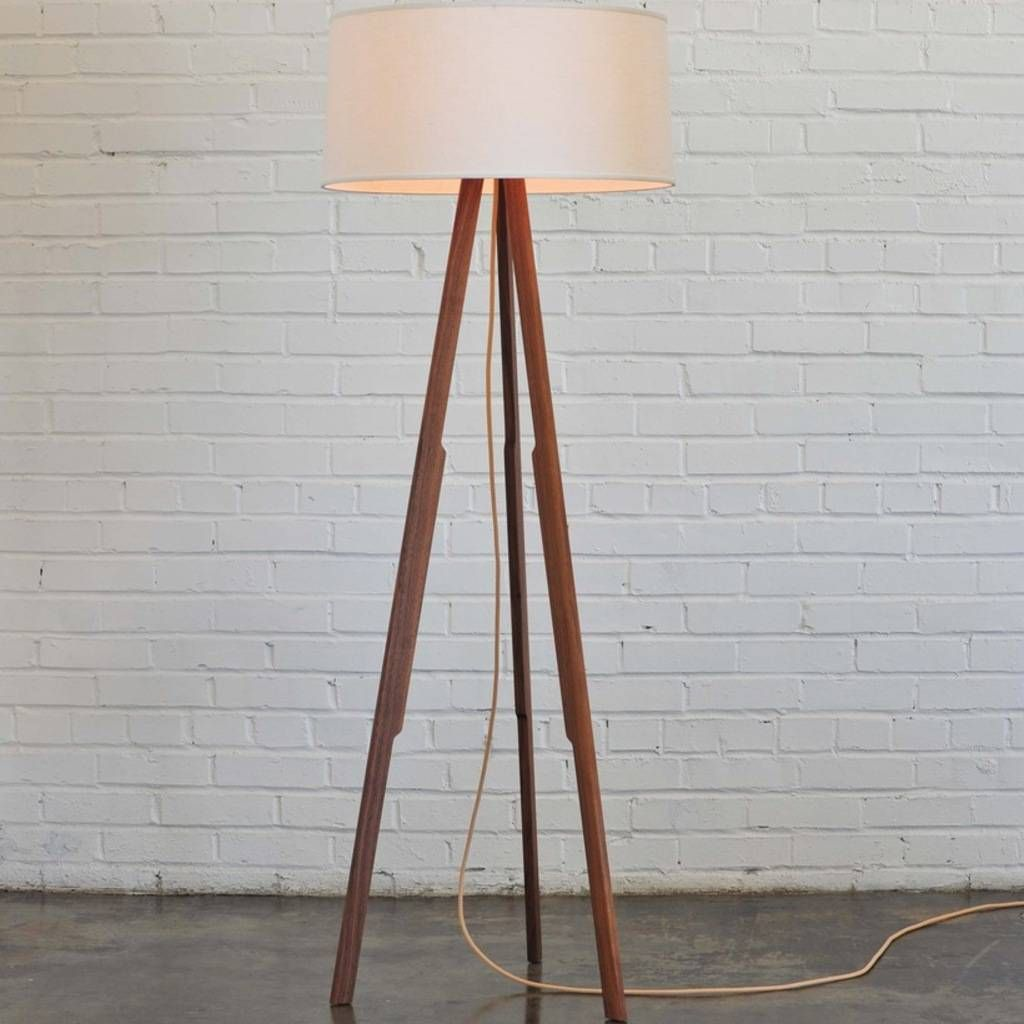 Solstice Floor Lamp By Ample 695 On Consignd Modern Floor Lamps White Floor Lamp Floor Lamp
