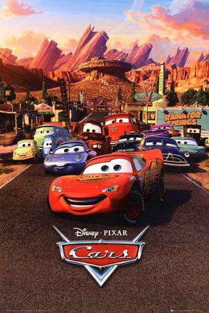 Movie Poster At Allposters Com Disney Pixar Cars Disney Filmplakate Pixar Filme