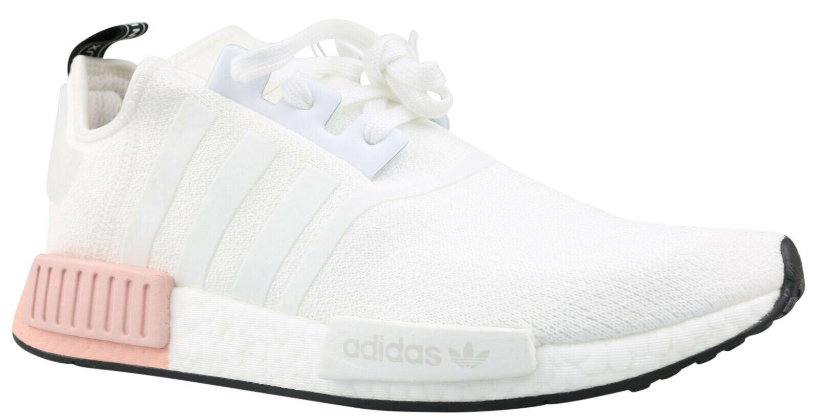 alquiler Disipación doce  Adidas NMD R1 Herren Sneaker Turnschuhe Schuhe EE5109 weiß pink Gr. 38 - 47  NEU en 2021 | Adidas nmd_r1, Nmd r1, Adidas