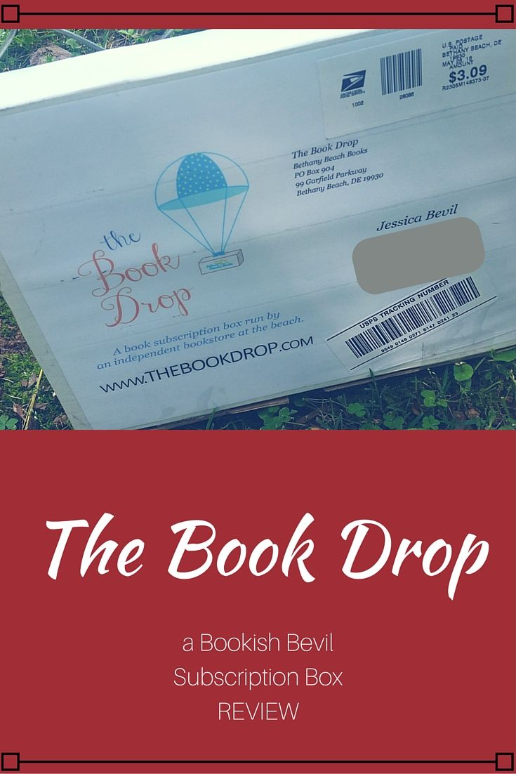 The Book Drop  via Bethany Beach Books  Available Subscription Options:   - Month to Month  - 3 Month (Prepay)  - 6 Month (Prepay)     ...