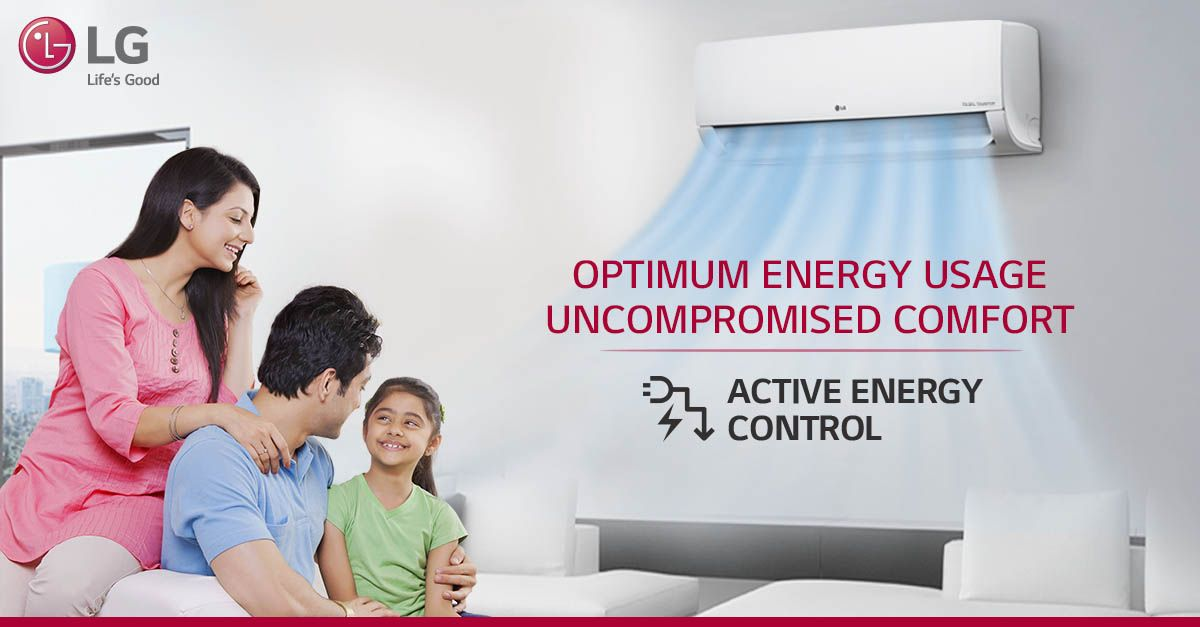 Keep The Comfort Quotient Up And Expenses Low With Lg