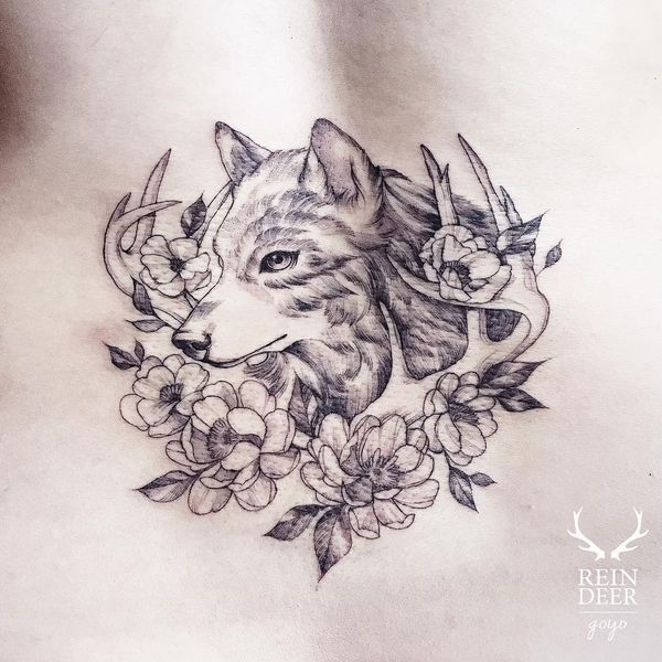 Wolf Tattoos Designs For Men And Women The Wolf Symbol Is So