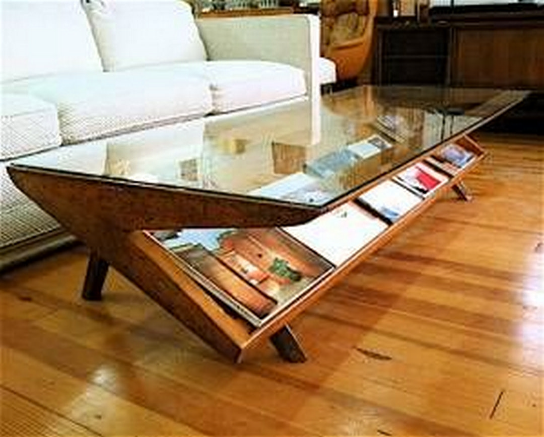 Wonderful Coffee Table Design Idea (83) | Mid-Century Modern ...