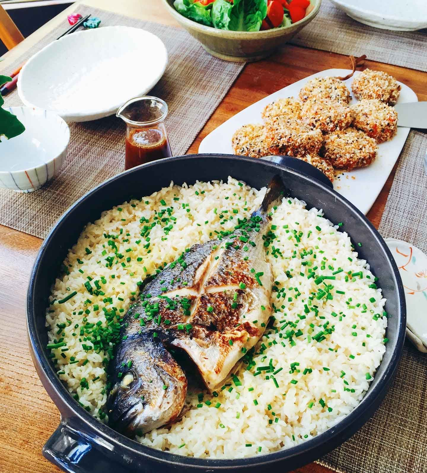 A highly addictive sea bream recipe to welcome in the new year but a highly addictive sea bream recipe to welcome in the new year but ideal year forumfinder Choice Image