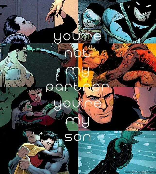 Batman and Batson lol