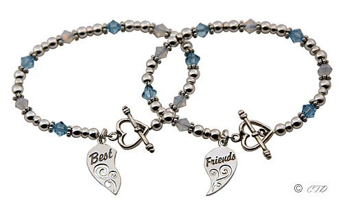 Best Friends Bracelets With