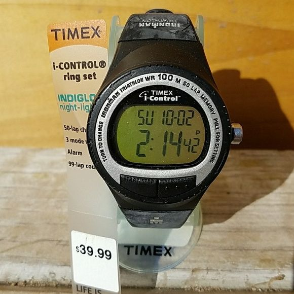 Timex Ironman Triathlon Digital Watch Boutique In 2018 My Posh