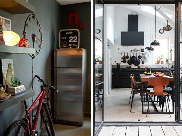 Lo stile industriale per la cucina rubriche infoarredo arredamento e design per la tua - Cucine stile industriale ikea ...
