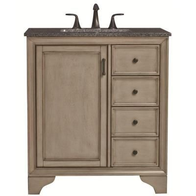 Home Decorators Collection Hazelton 37 In. W X 22 In. D Bath
