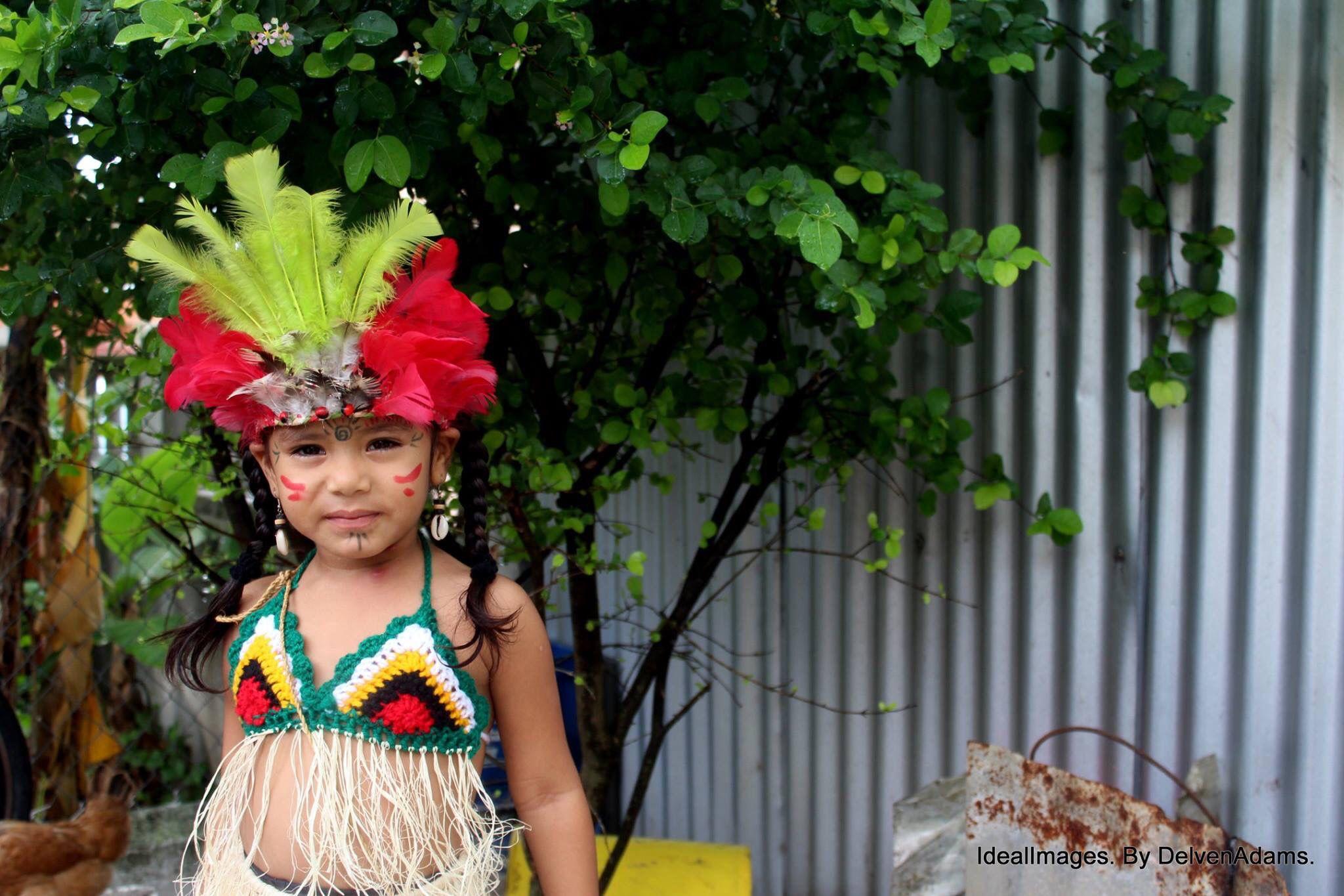 Amerindian Girl 7