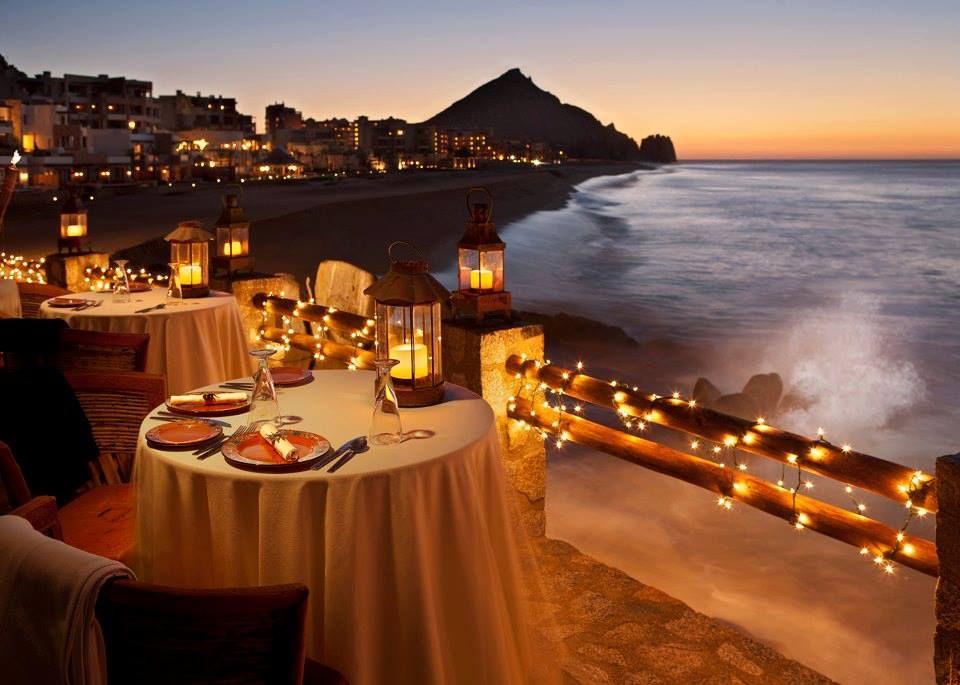 Seaside Dinner in Malibu California World Photos Pinterest