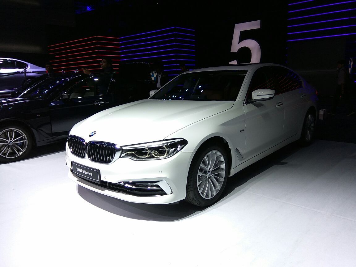 2017 Bmw 5 Series G30 Launched In India At Inr 49 9 Lakhs 2017
