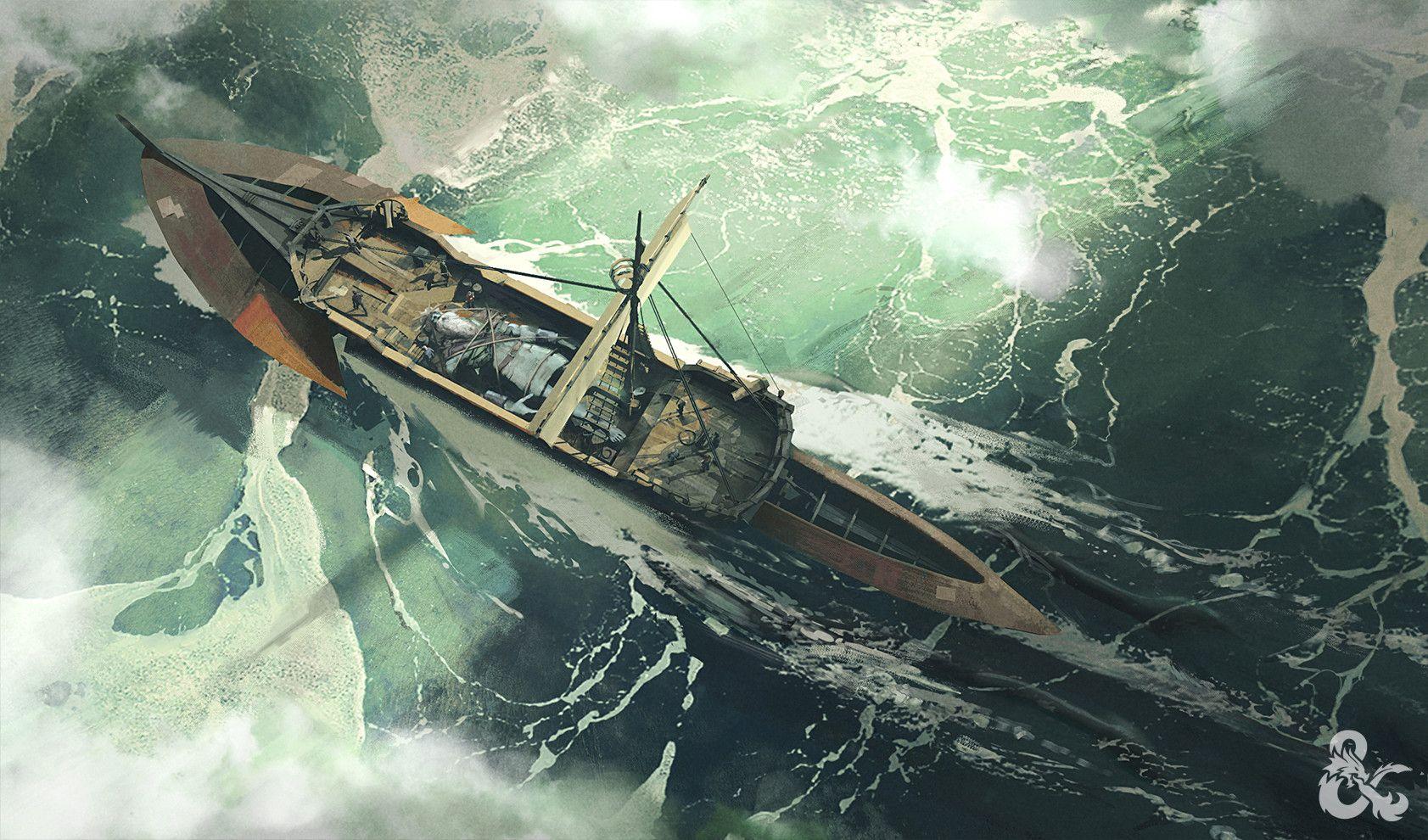 Artstation Dungeons Amp Dragons Storm King S Thunder Jedd