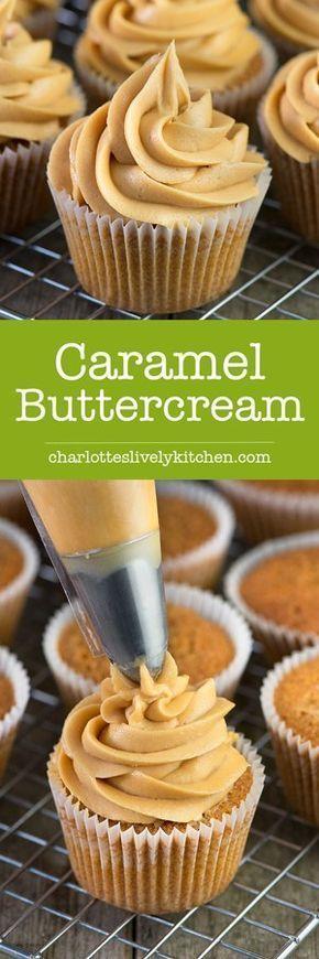 Caramel Buttercream