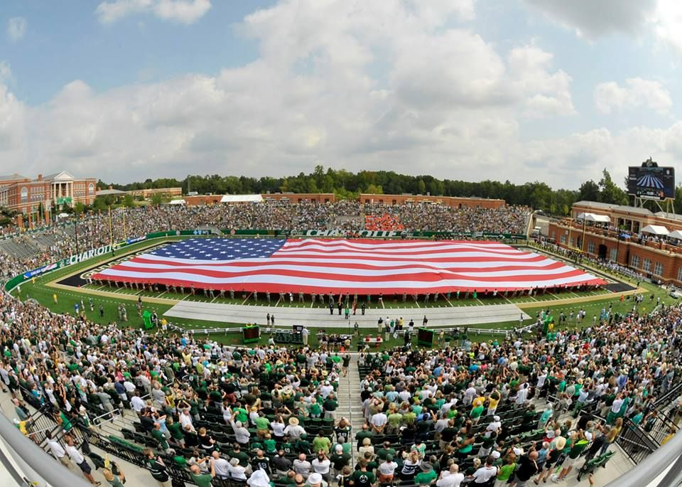 Uncc Football Places To Go Photo Safe Haven