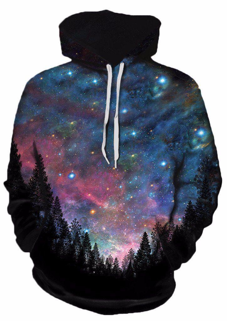 große Auswahl beste Sammlung Fabrik Galactic Valley Unisex Hoodie | Dream Closet | Galaxy hoodie ...