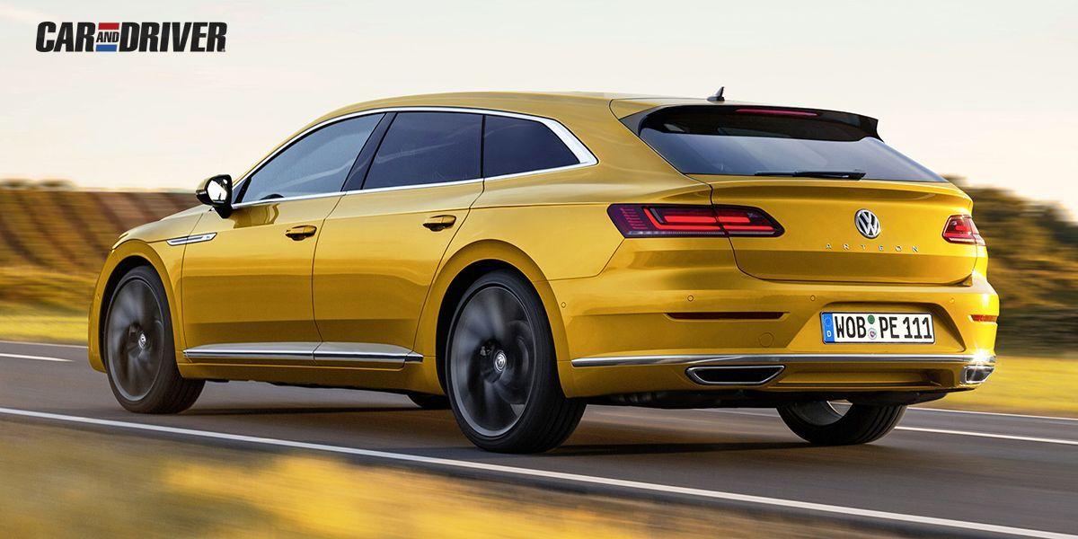 Volkswagen Arteon y Arteon Shooting Brake 2021 Avanzados