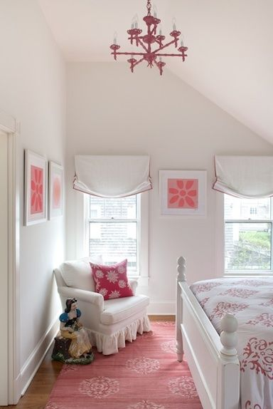 Madeline Weinrib Blush Pink Mandala In A Bedroom By Annsley Interiors