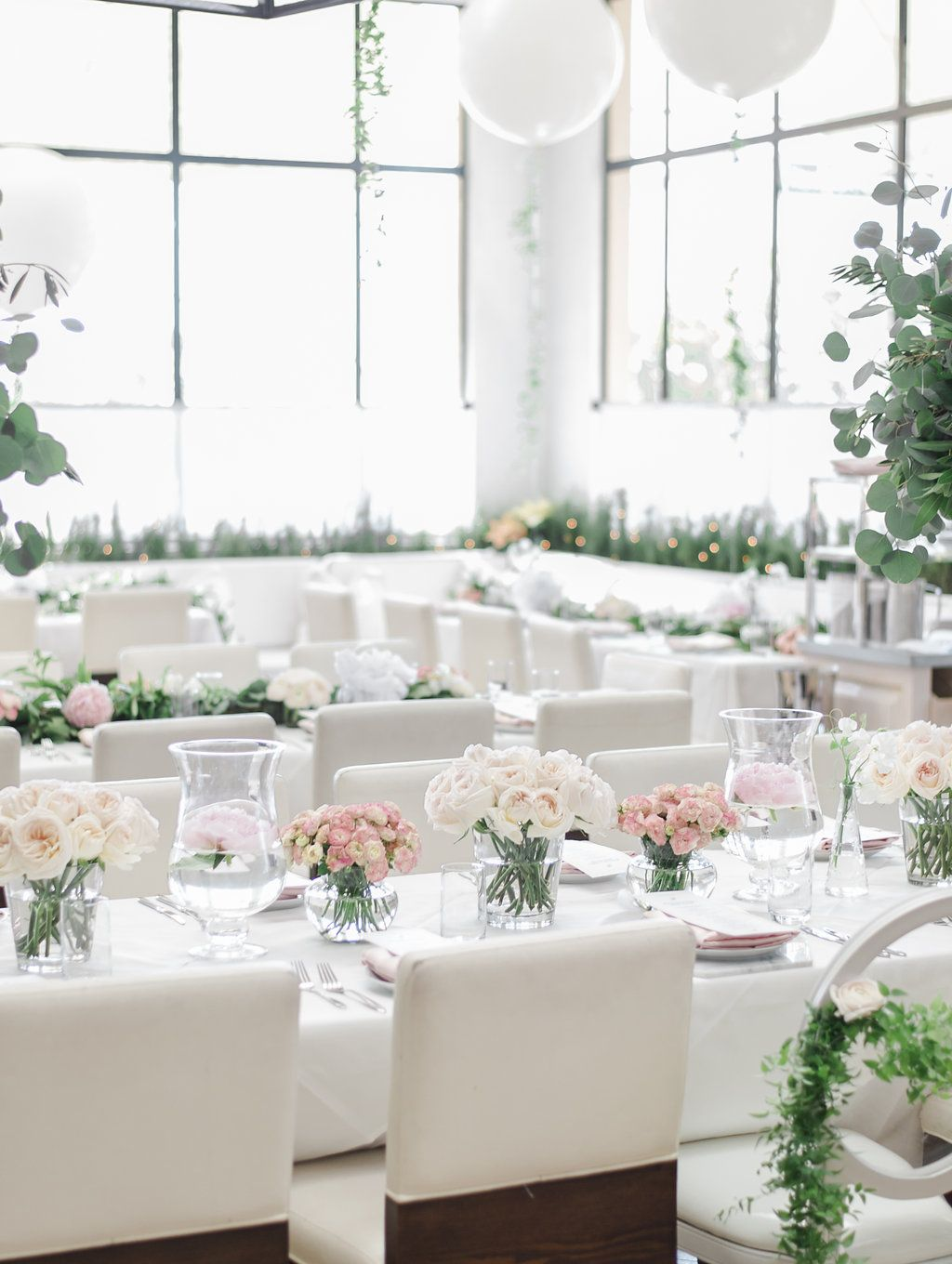 simple and girly bridal shower venue fig and olive photographer mccune photography