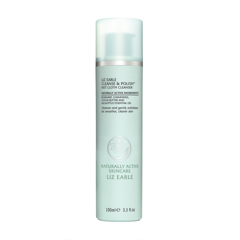 Liz Earle Cleanse & Polish Hot Cloth Cleanser 100ml