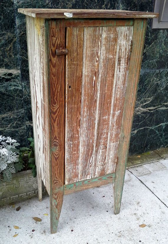 Exceptionnel Jelly Cabinet Pie Safe Rustic Cabinet Storage By Furnitologist, $349.00