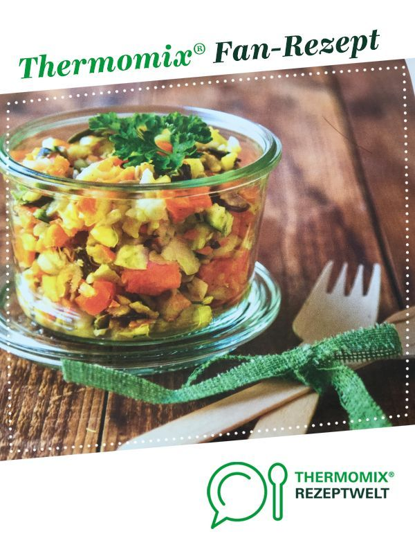 #Fitness #food #raw #Variation Variation of fitness raw food from Kruemelchen. A Thermomix ® recipe...
