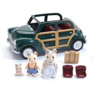 Calico Critter Clearance Sale And I Love This Set Look How Adorable Calico Critters Families Toys Sylvanian Families