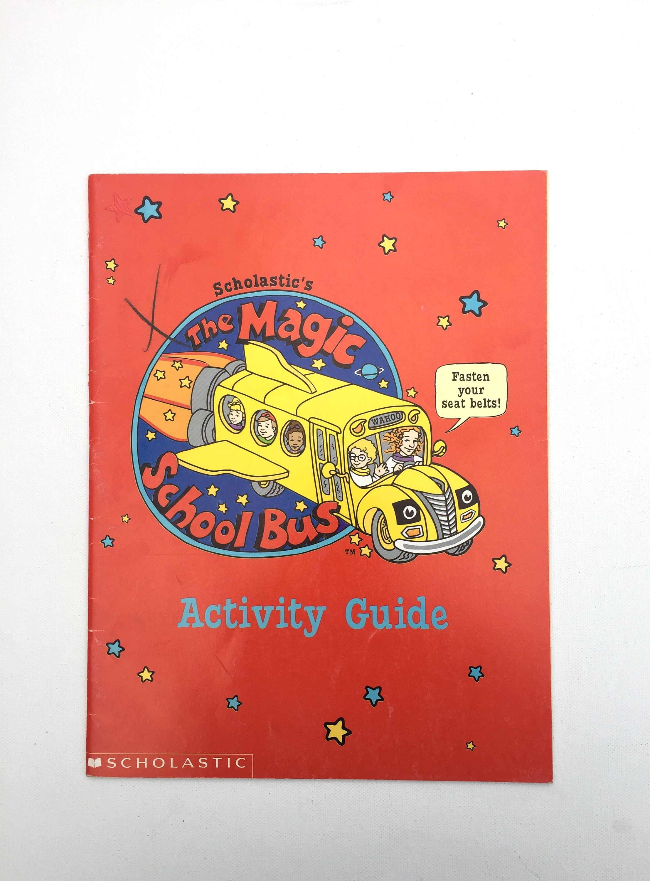 Magic School Bus Activity Guide Workbook Projects