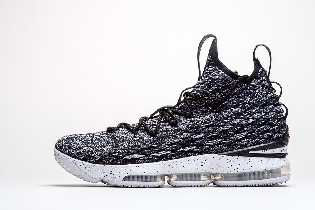 nike lebron 15 quotashesquot 18 detailed preview pictures