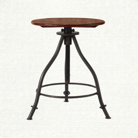 Clint Red Stool By Arhaus Furniture New Stool