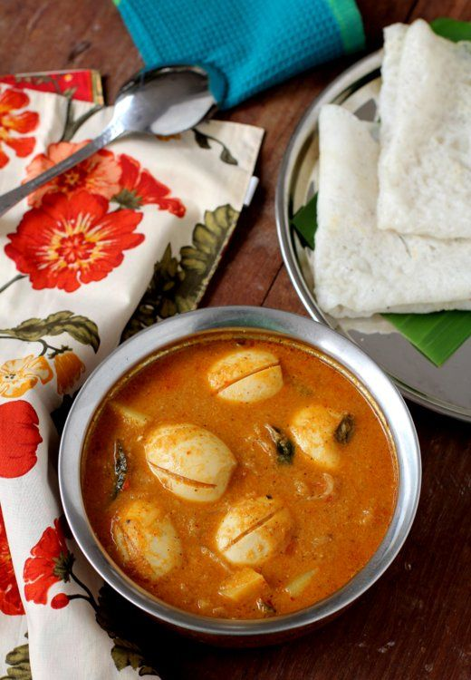 Mangalorean egg curry recipe egg curry mangalore and chilis mangalorean egg curry andhra recipesindian food forumfinder Images