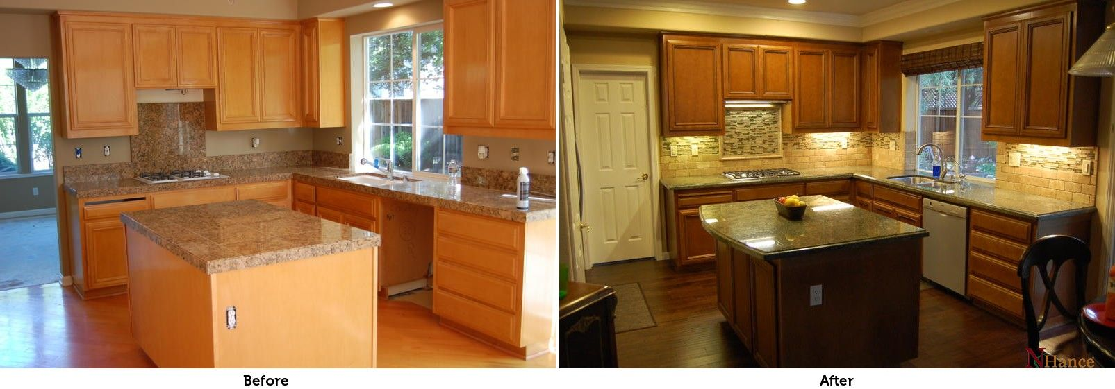 Best A Complete Kitchen Transformation For Less Than It Would 400 x 300