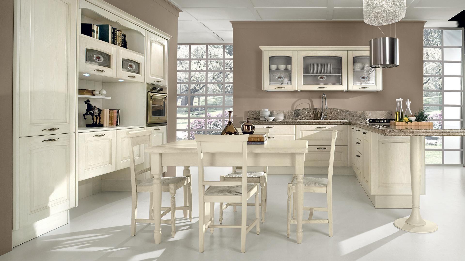 Veronica - Cucine Classiche - Cucine Lube | Progetti da provare ...