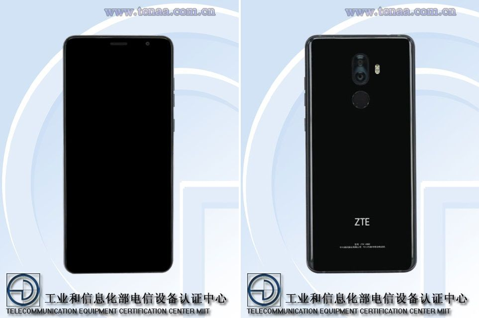 Zte V890 Gets Certified By Tenaa With Android 8 0 Oreo Leaks Android Free Hotspot