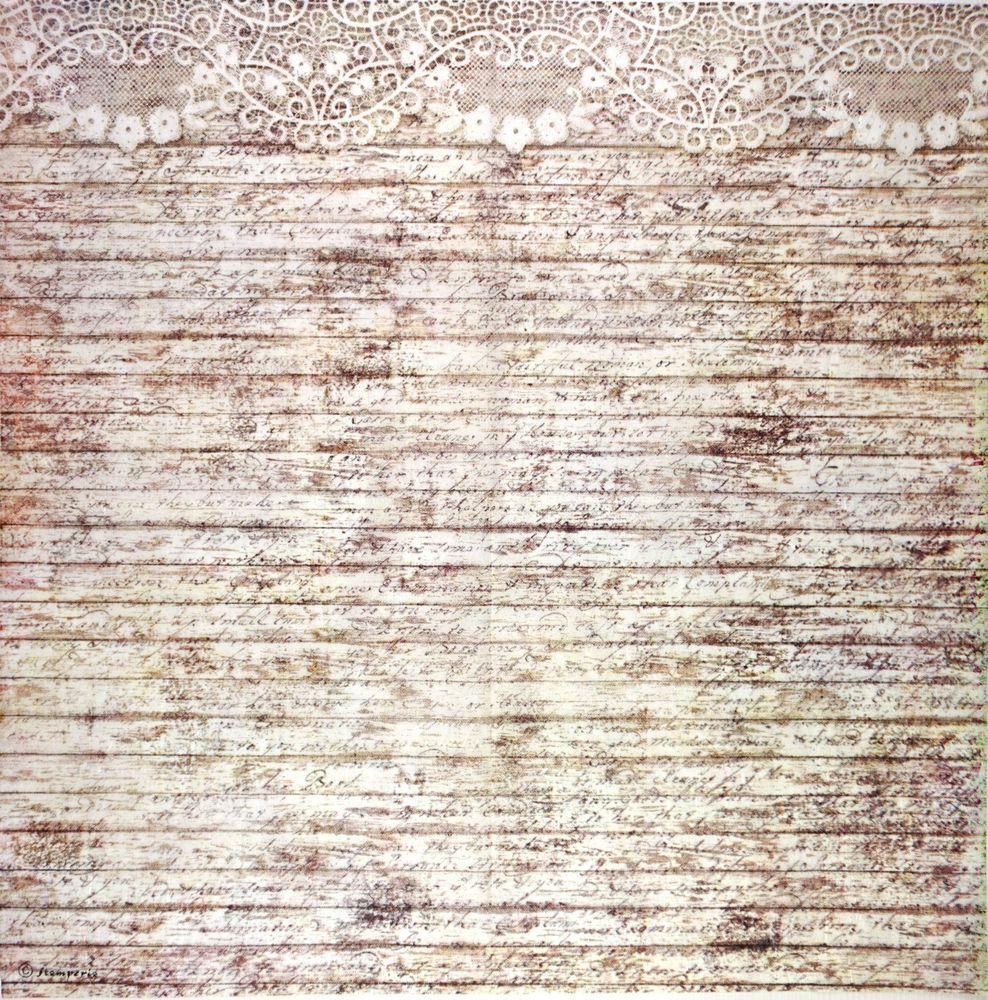 Rice Paper for Decoupage Decopatch Scrapbook Craft Sheet Vintage Lace