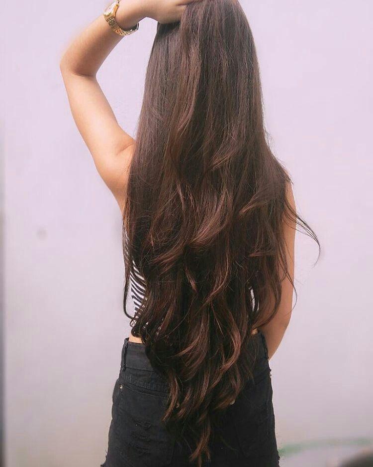 Long Hairs Long Hair Girl Long Hair Styles Lustrous Hair
