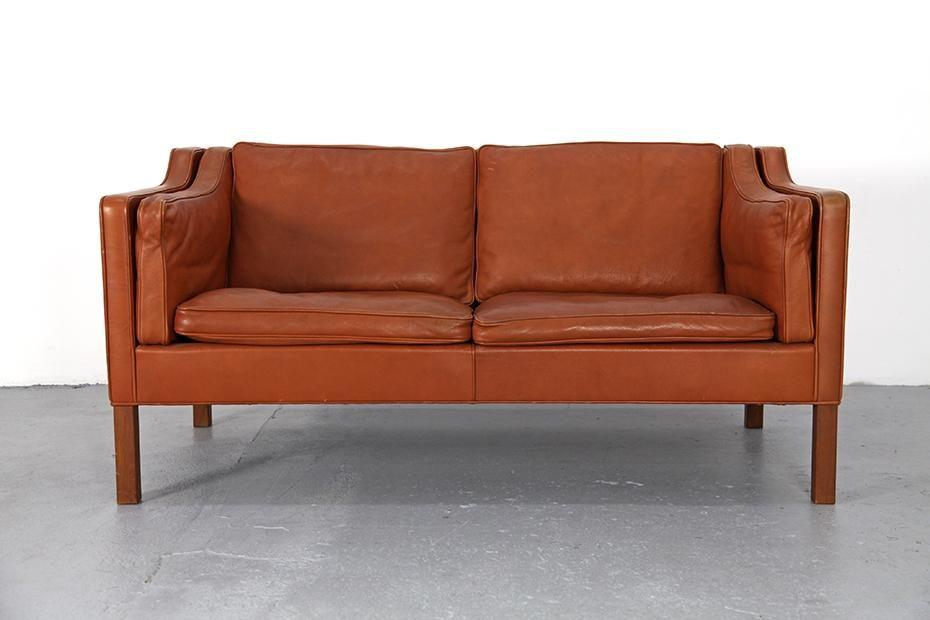 Bm 2212 1960 Borge Mogensen Seater Sofa 2 Seater Sofa Sofa Sale