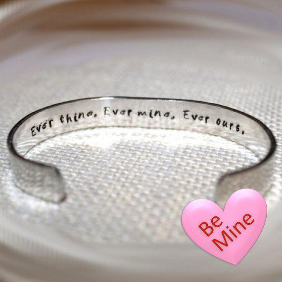 Valentine / Wife / Girlfriend / Fiance / by KorenaLoves on Etsy, $22.00