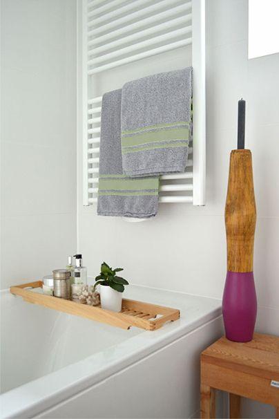Badezimmer Ideen - So Macht Ihr Euer Bad Gemütlich | Deko Badezimmer Deko Tipps