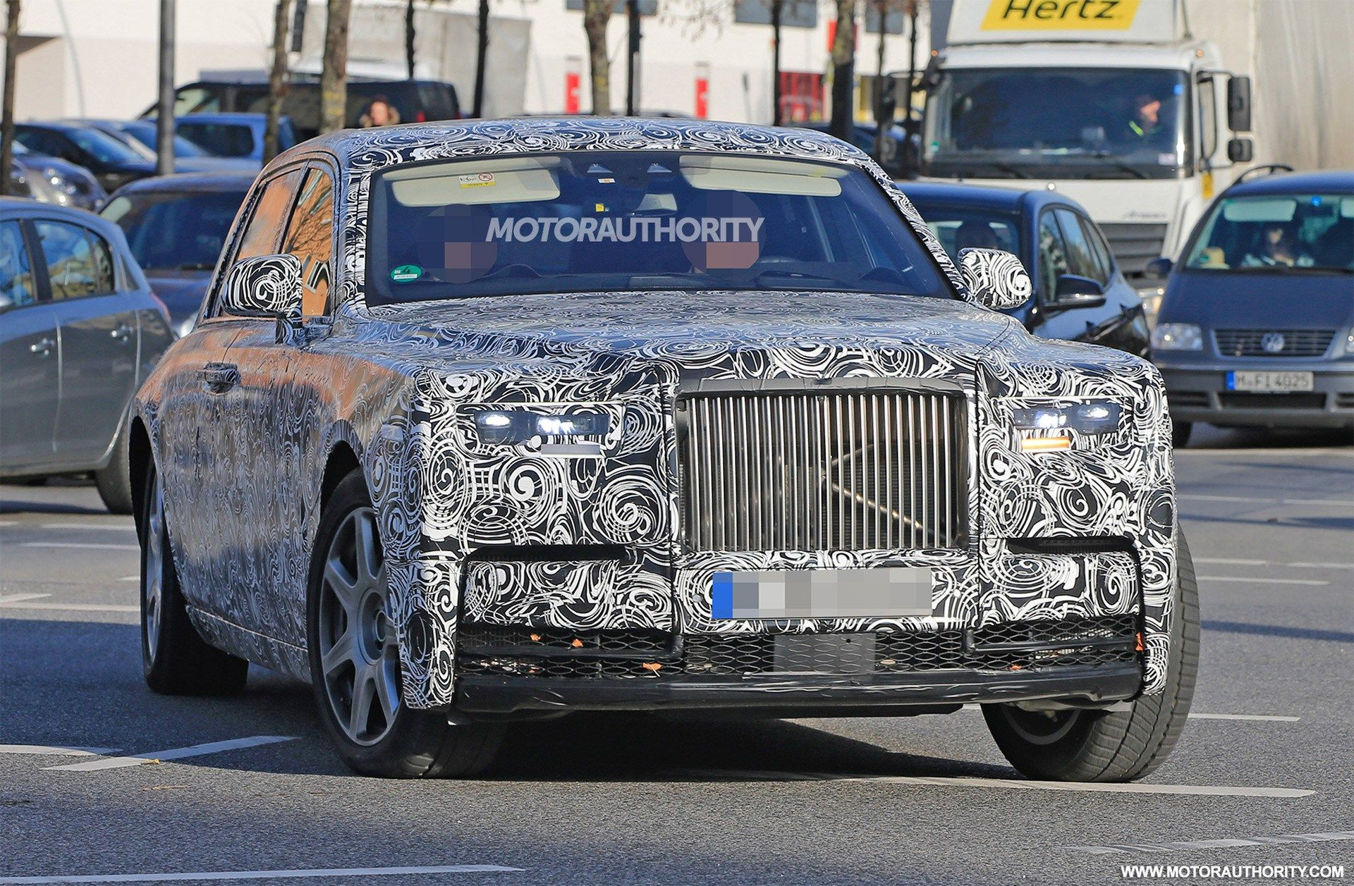 2018 rolls royce suv rendered 2016 new best cars - 2018 Rolls Royce Phantom Interior Price Spy Shots 2018 2019 Auto Guide