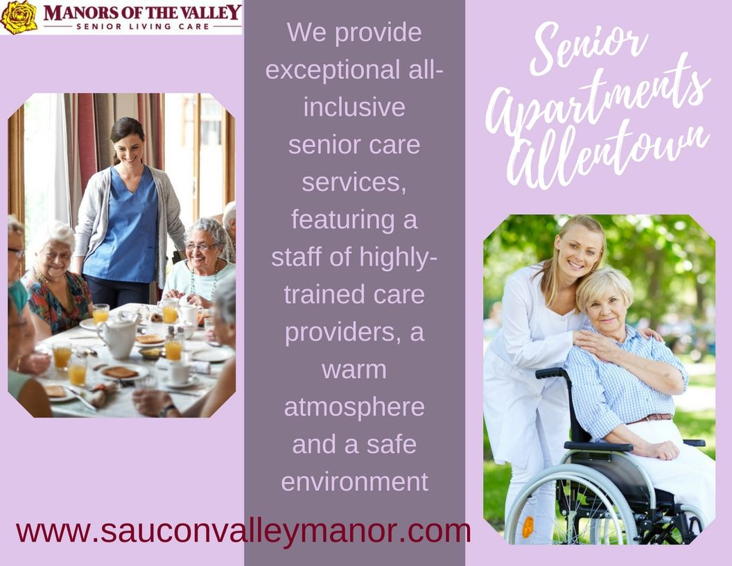 Pin by Lehigh Valley Manors on Senior Apartments Allentown