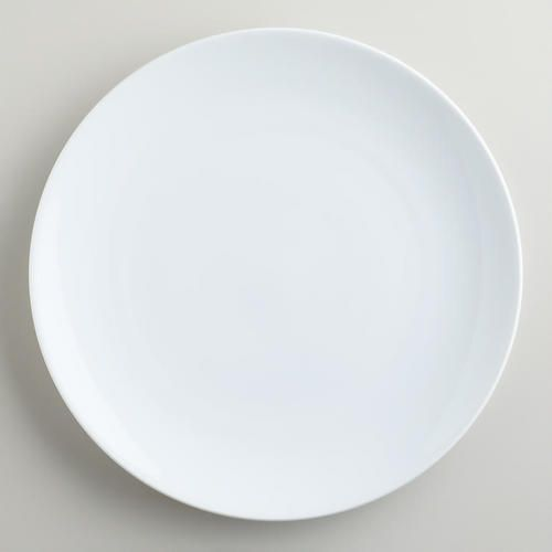 One of my favorite discoveries at WorldMarket.com Coupe Dinner Plates Set of : coupe dinner plate - pezcame.com