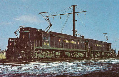 Best Pennsylvania Railroad Electric Locomotives Pennsylvania 400 x 300