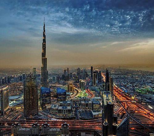 New Instagram Photo Dubai Burj Khalifa Dubai City