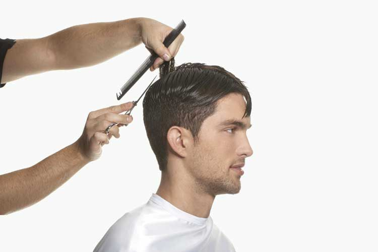 Have A Date Tonight Get A Haircut Wash Shave Blow Dry Head Massage For Only Aed 39 Mens Hair Salon Mens Hairstyles Mens Hair Care
