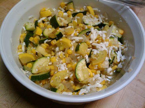 New Mexico Style Calabacita Recipe. Muy Bueno!