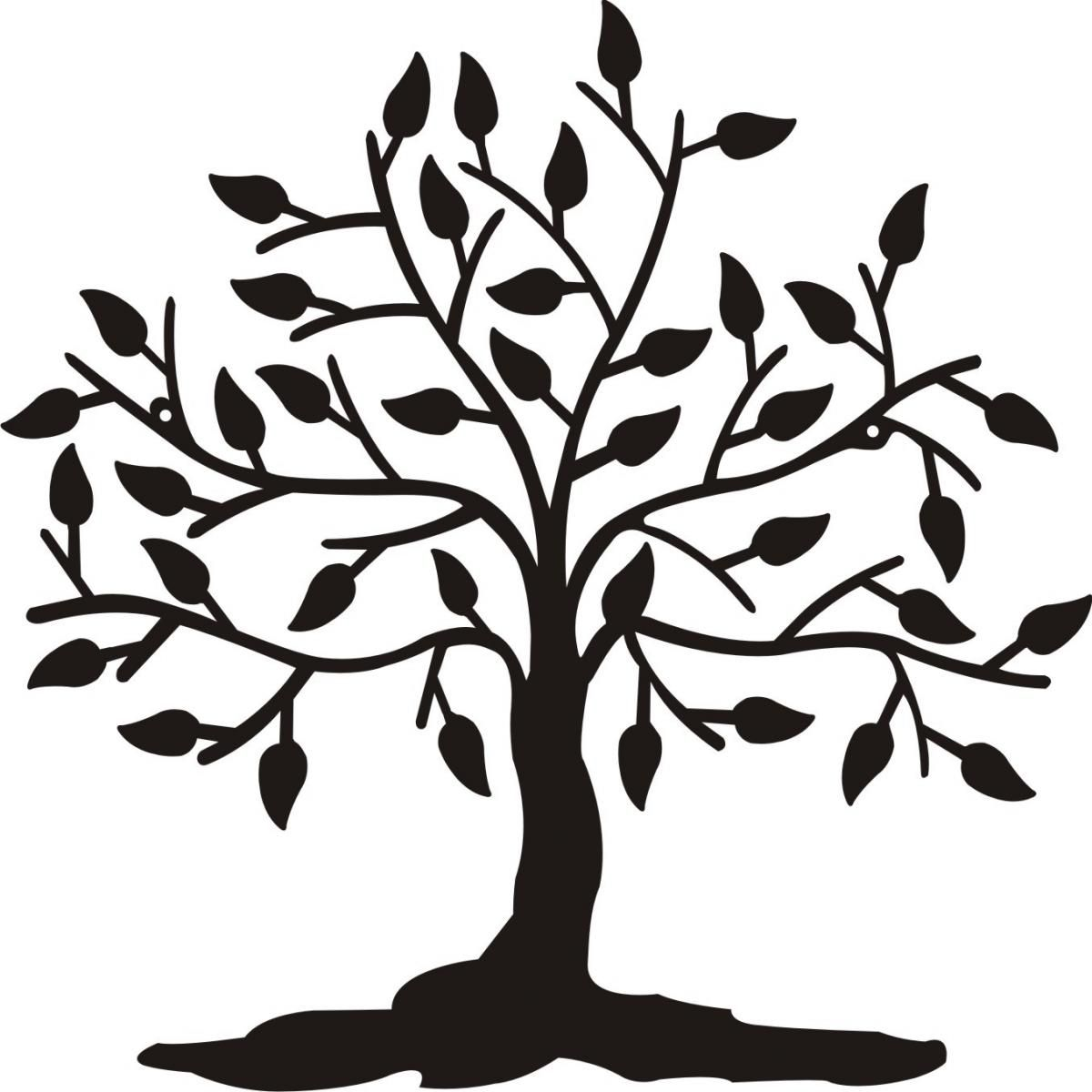 Pin By Colinet On Trees Tree Of Life Art Tree Silhouette Black And White Tree