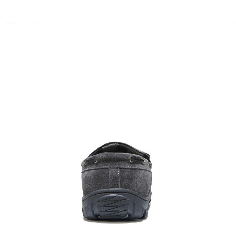 5f801e088d1fbc Clarks Men s Moccasin Slipper Accessories (Grey)