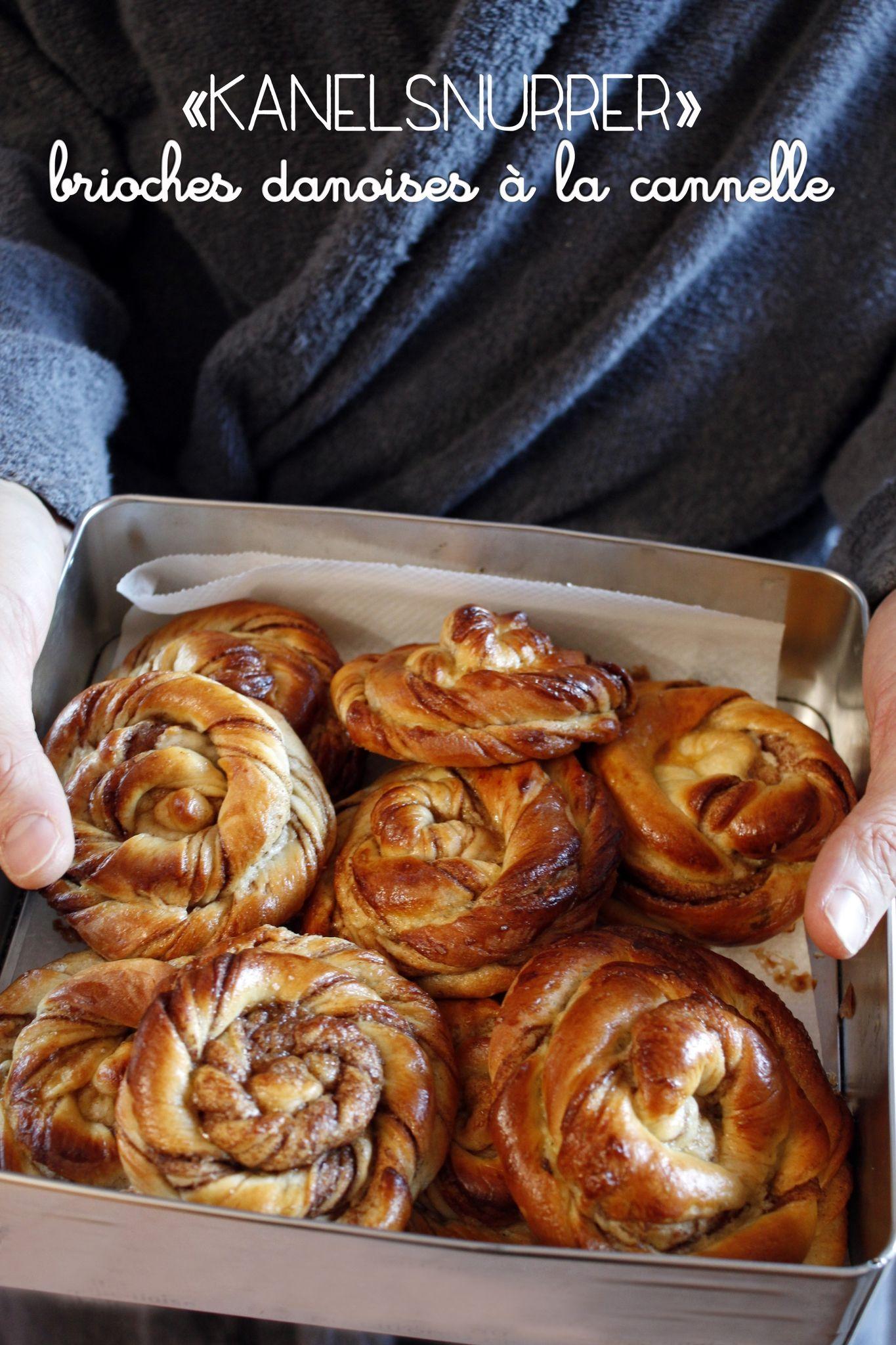Brioche danoise à la cannelle Brioche Bread, Paris Brest, Pancakes,  Biscuits, Angel
